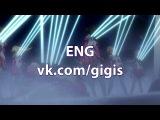 [Gigis][английские субтитры] 11 серия Заморозка: Вибрация 2 сезон / Freezing Vibration