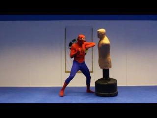 Человек-паук существует!