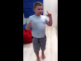 Хорошие уроки танцев от Вани